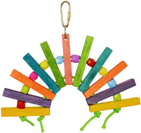 Balsa Multi Color Play Toy