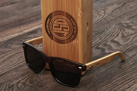 Personalized Sunglasses for Groomsmen, Team