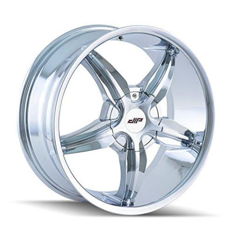 "DIP Diplomat D35 Wheel with Chrome Finish (18x7.5""/10x108mm)-RPM Mods"