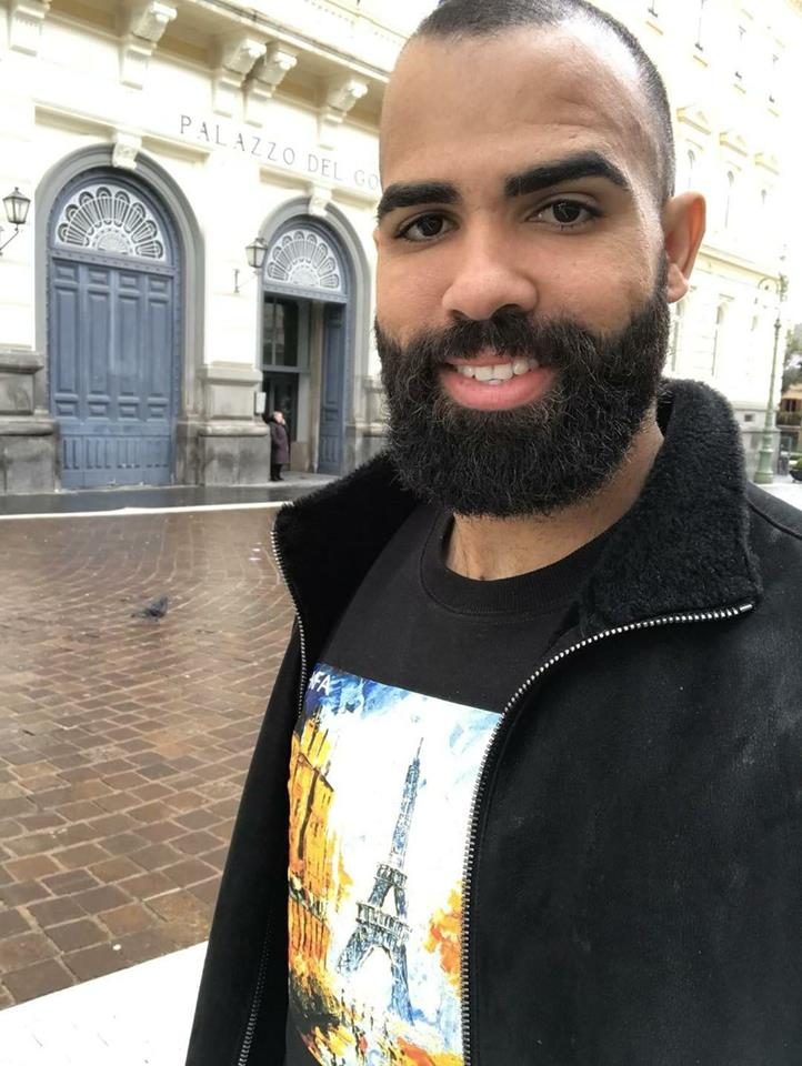Spotted - Sandro in our Watercolour in Paris Tee
