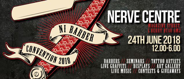 NI Barber Convention