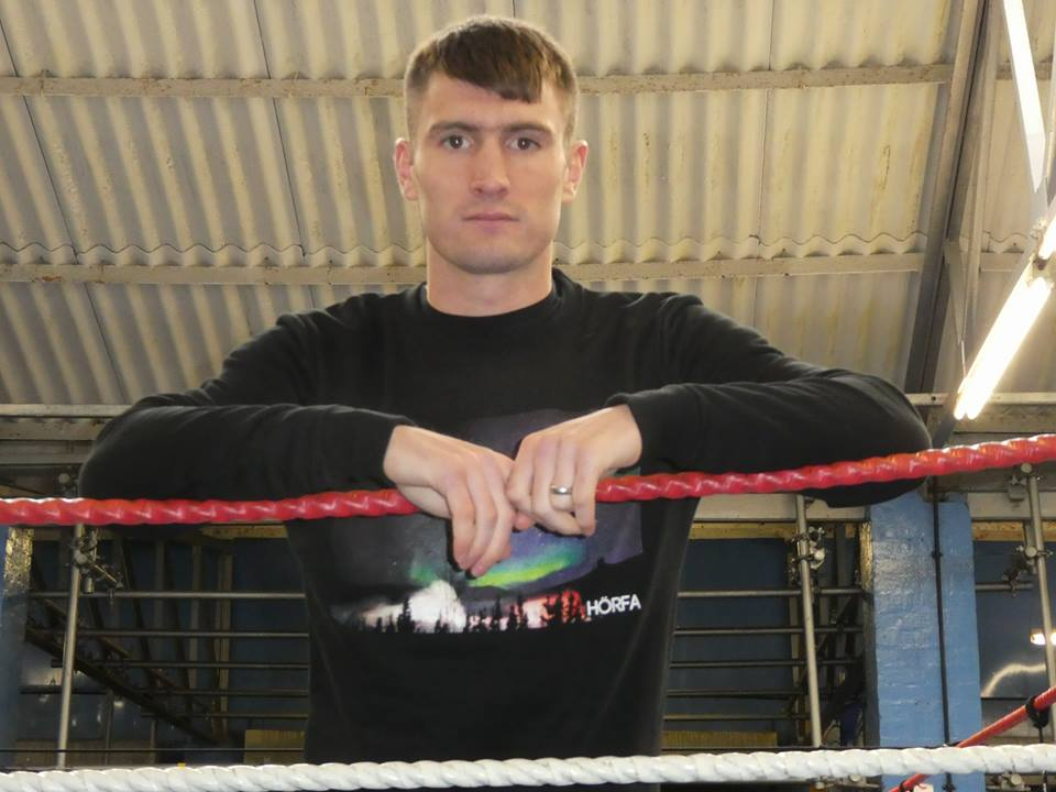 Tommy Langford vs Jason Welborn