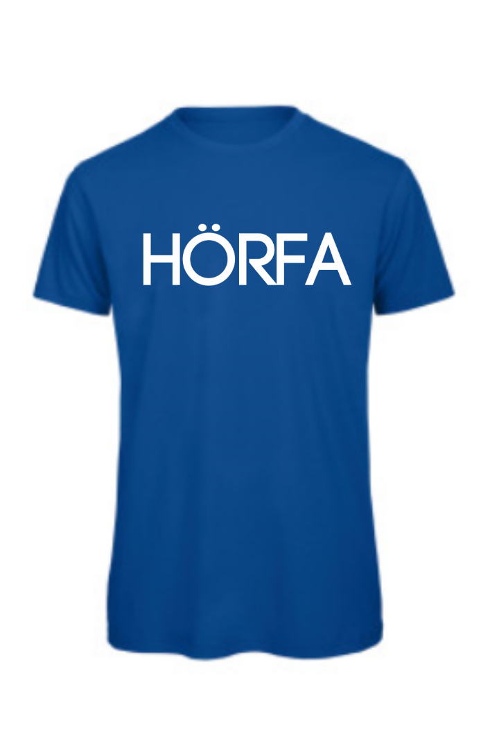 Classic T-Shirt in Röyal Blue