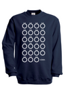 Multilaut Sweatshirt in Navy