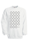 Multilaut Sweatshirt in White