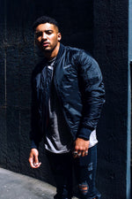 Affordable and fashionable mens bomber jacket