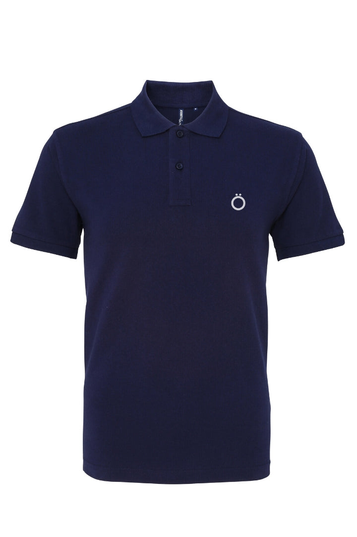 Umlaut Classic Pölö Shirt in Navy