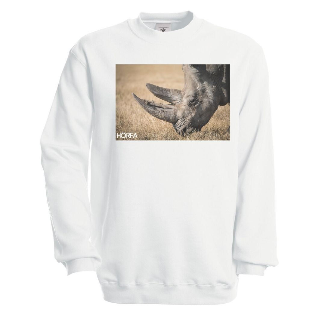 Rhinö Sweatshirt in White