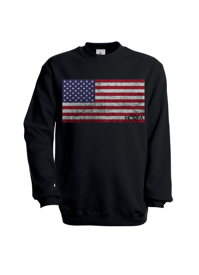 Stars & Stripes Sweatshirt