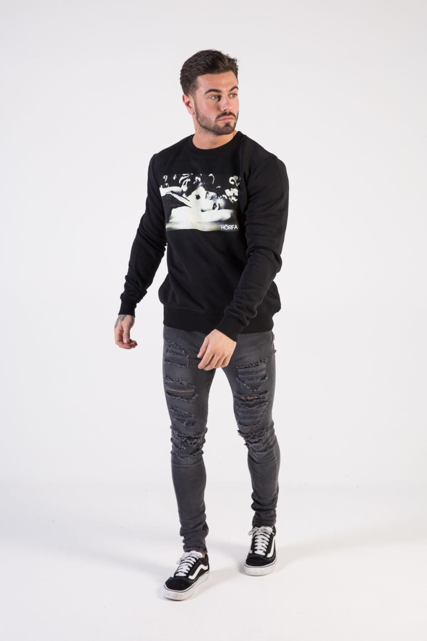 GIRLS Sweatshirt - HÖRFA is a men's global fashion brand that provides products such as Fashionable Watches, Wallets, Sunglasses, Belts, Beard and Male Grooming Products