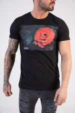 ROSE Muscle Fit T-Shirt - HÖRFA is a men's global fashion brand that provides products such as Fashionable Watches, Wallets, Sunglasses, Belts, Beard and Male Grooming Products