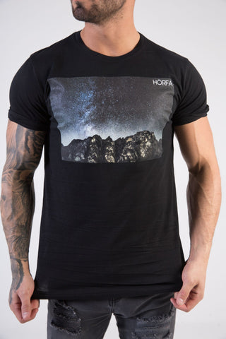 STARGAZER Muscle Fit T-Shirt