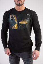 SUB STATION Sweatshirt - HÖRFA is a men's global fashion brand that provides products such as Fashionable Watches, Wallets, Sunglasses, Belts, Beard and Male Grooming Products