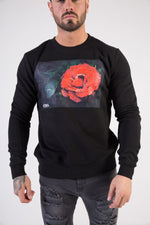 ROSE Sweatshirt - HÖRFA is a men's global fashion brand that provides products such as Fashionable Watches, Wallets, Sunglasses, Belts, Beard and Male Grooming Products