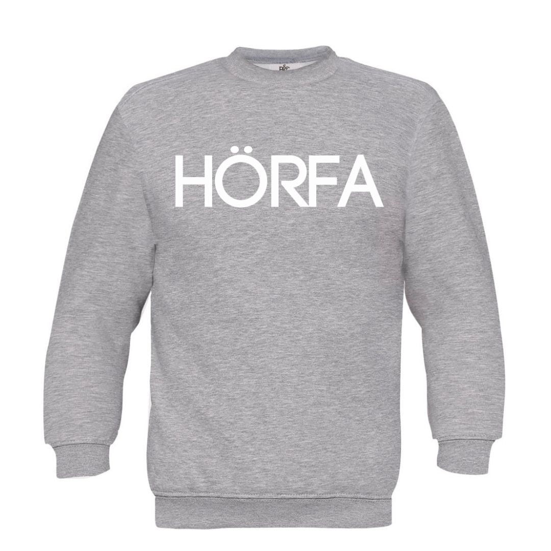 Classic Sweatshirt in Steel Grey