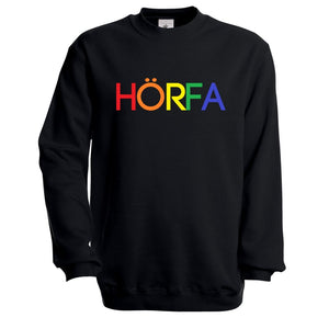 HÖRFA Summer Splash Sweatshirt