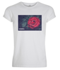 Image of ROSE Muscle Fit T-Shirt - HÖRFA is a men's global fashion brand that provides products such as Fashionable Watches, Wallets, Sunglasses, Belts, Beard and Male Grooming Products