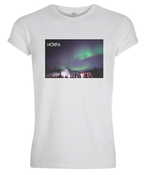 AURORA Muscle Fit T-Shirt - HÖRFA is a men's global fashion brand that provides products such as Fashionable Watches, Wallets, Sunglasses, Belts, Beard and Male Grooming Products