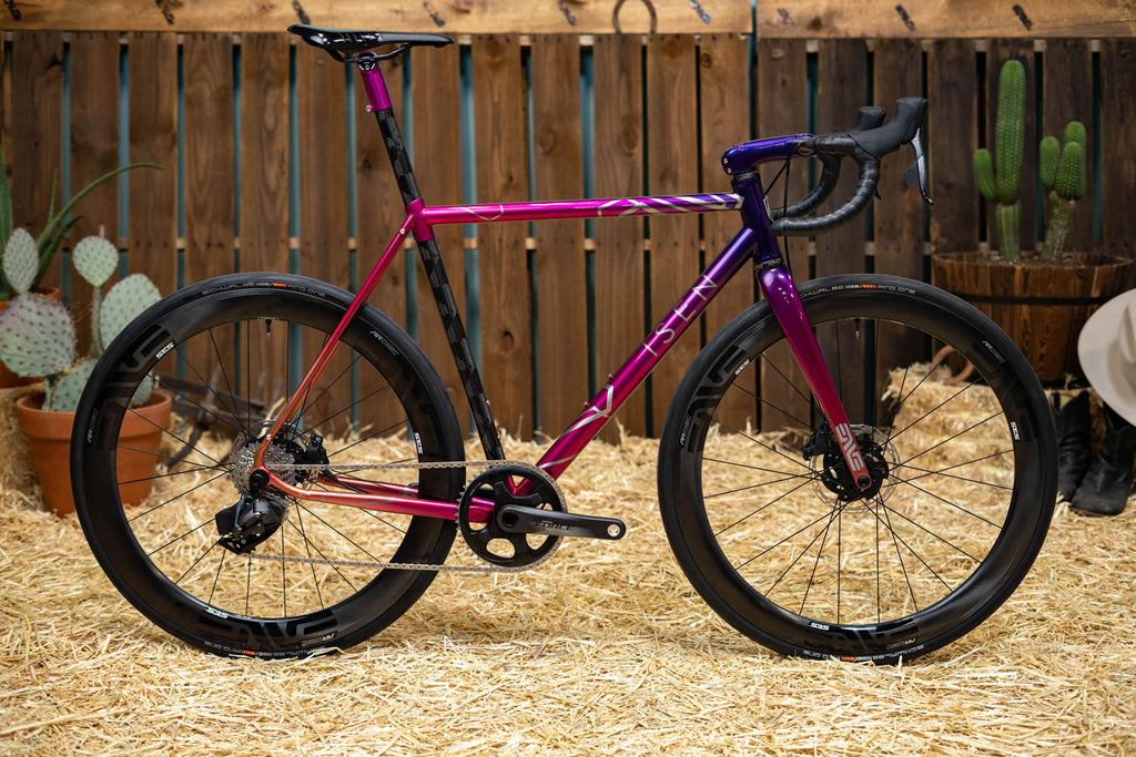 snek cycling isen bike builder round up enve