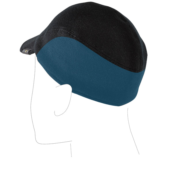 Merino Winter Cycling Cap Hide-able Earflap