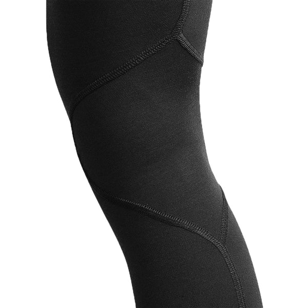 Merino Knee Warmer Back Detail
