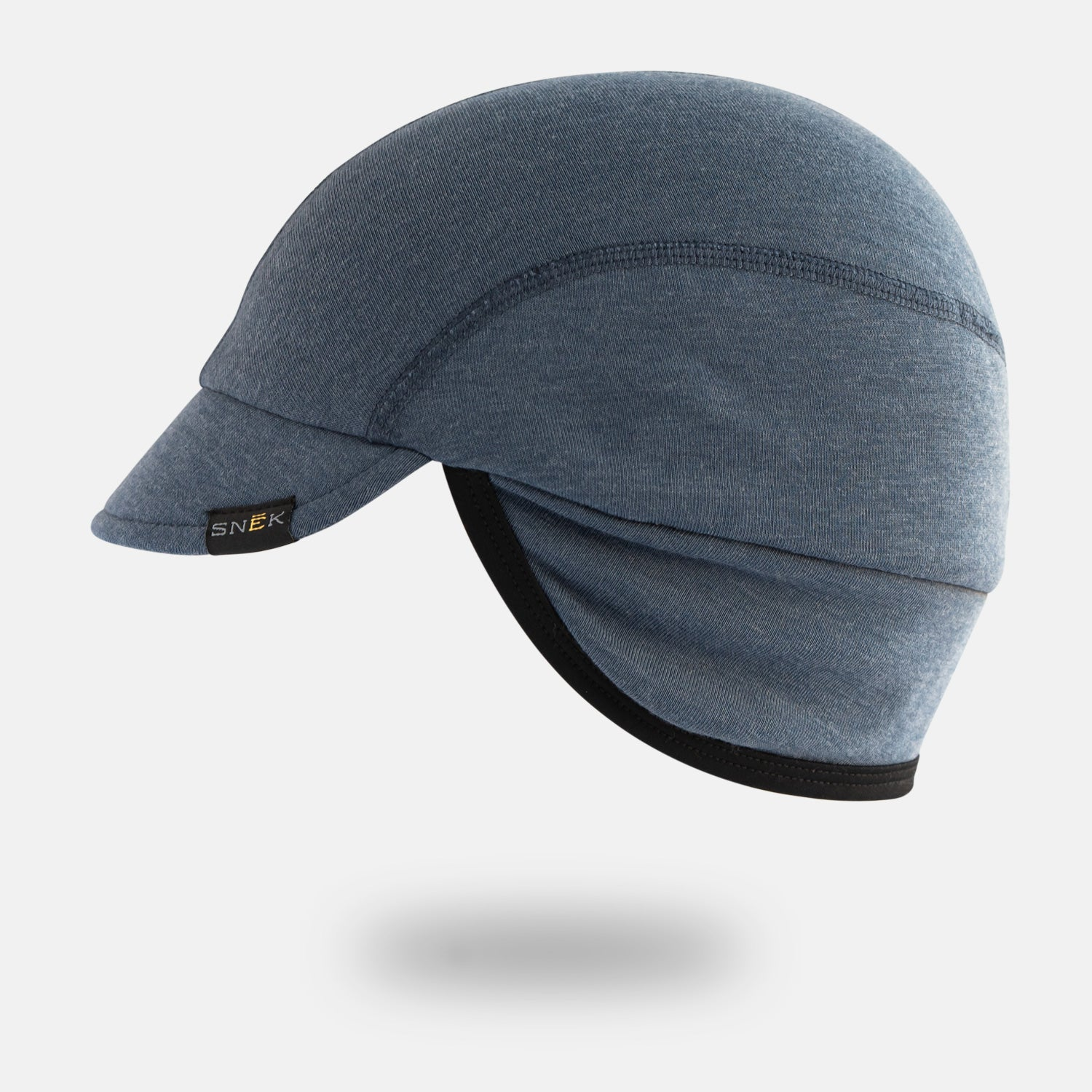 snek cycling polartec thermal winter thermal cap floating