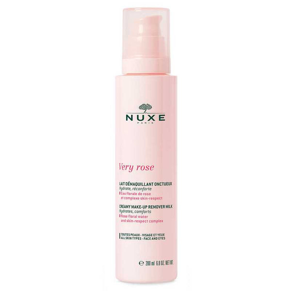 Nuxe Very rose Leche desmaquillante 200 ml