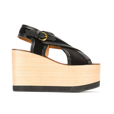 Zlova Wedge Sandals