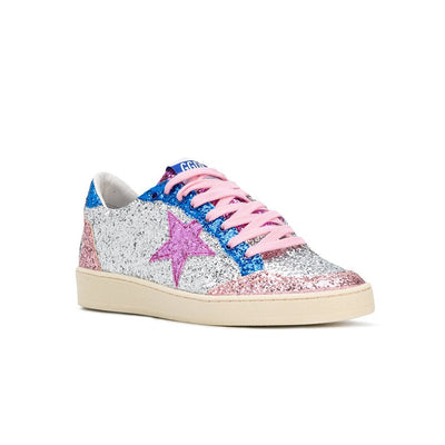 Glitter Ball Star Sneakers