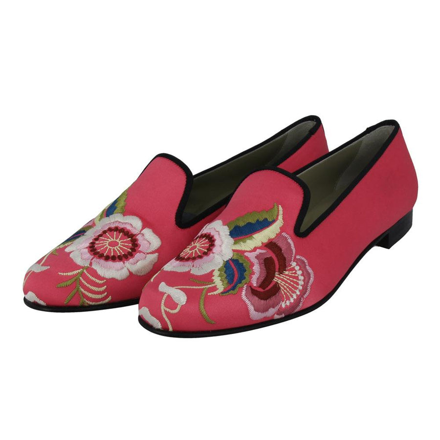 Dandy Floral Slippers