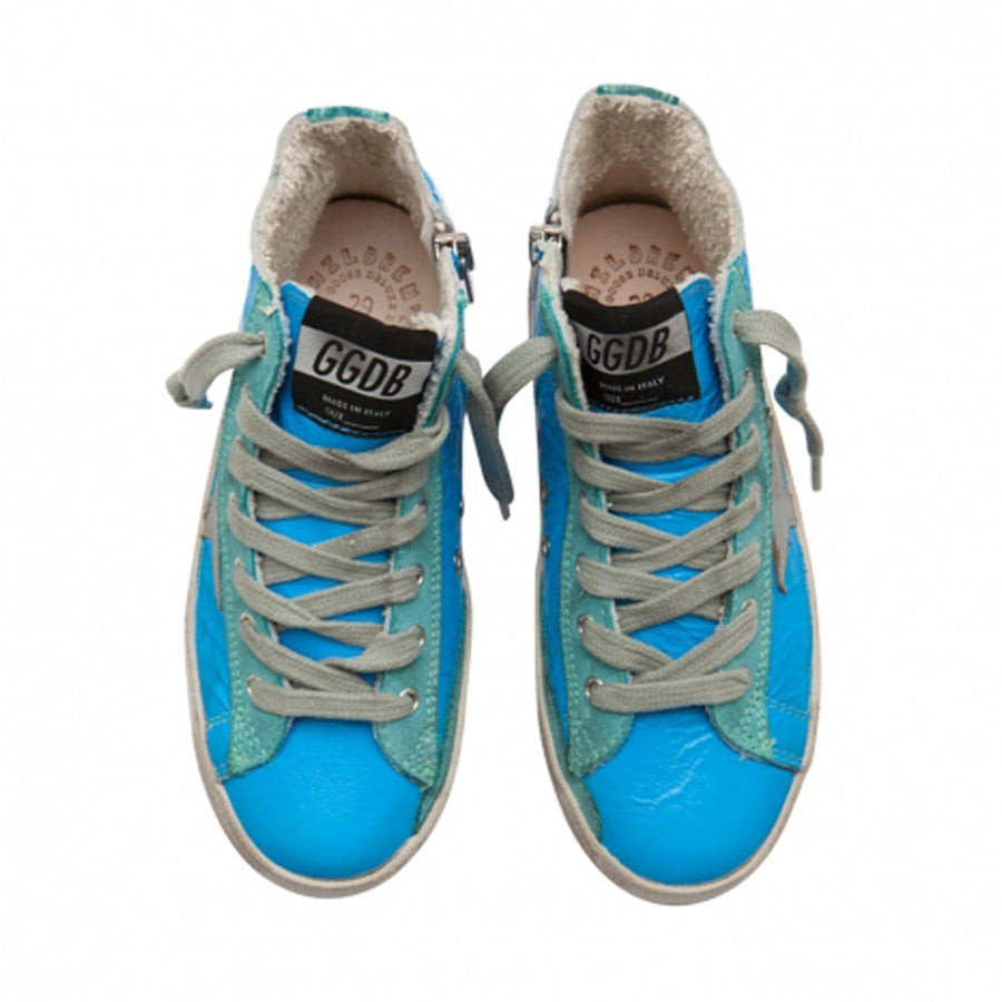 Francy Blue Sneakers Kids