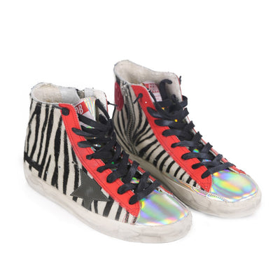 'Francy' Hi-Top Sneakers