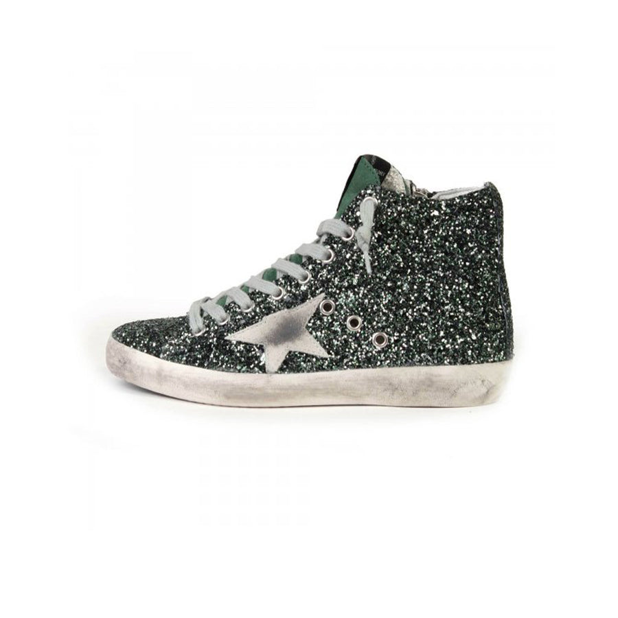 Francy Glitter Sneakers Kids