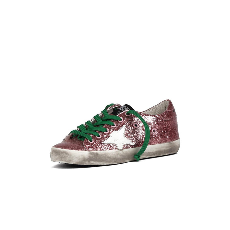 Super Star Glitter Sneakers