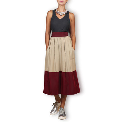 Two-Toned skirt