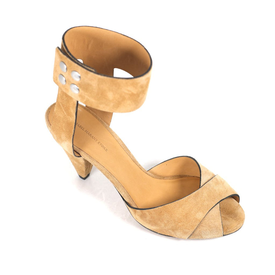 Meegan Leather Sandals