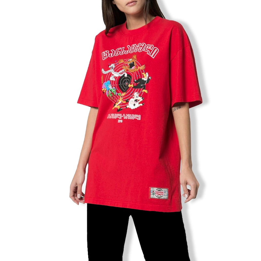 """Cartoon"" T-shirt"