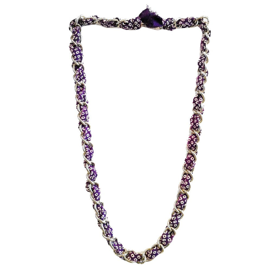 Chain Scarf Necklace