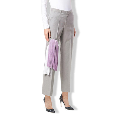 Fringed Trousers