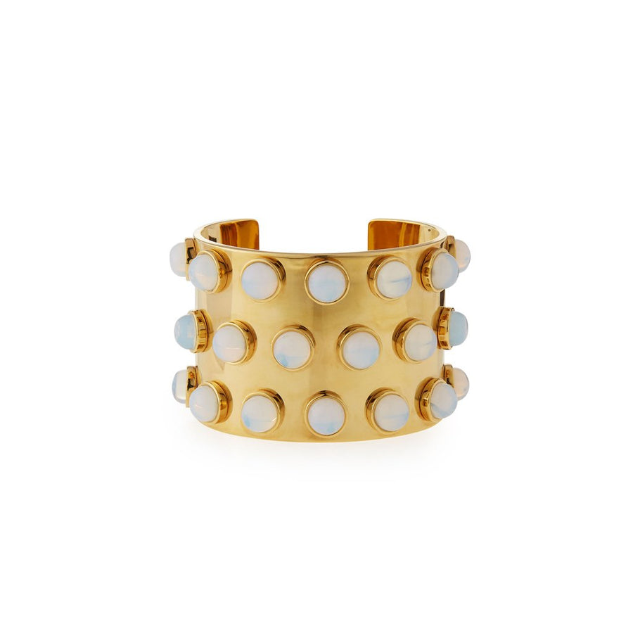 Moonstone Spotted Cuff