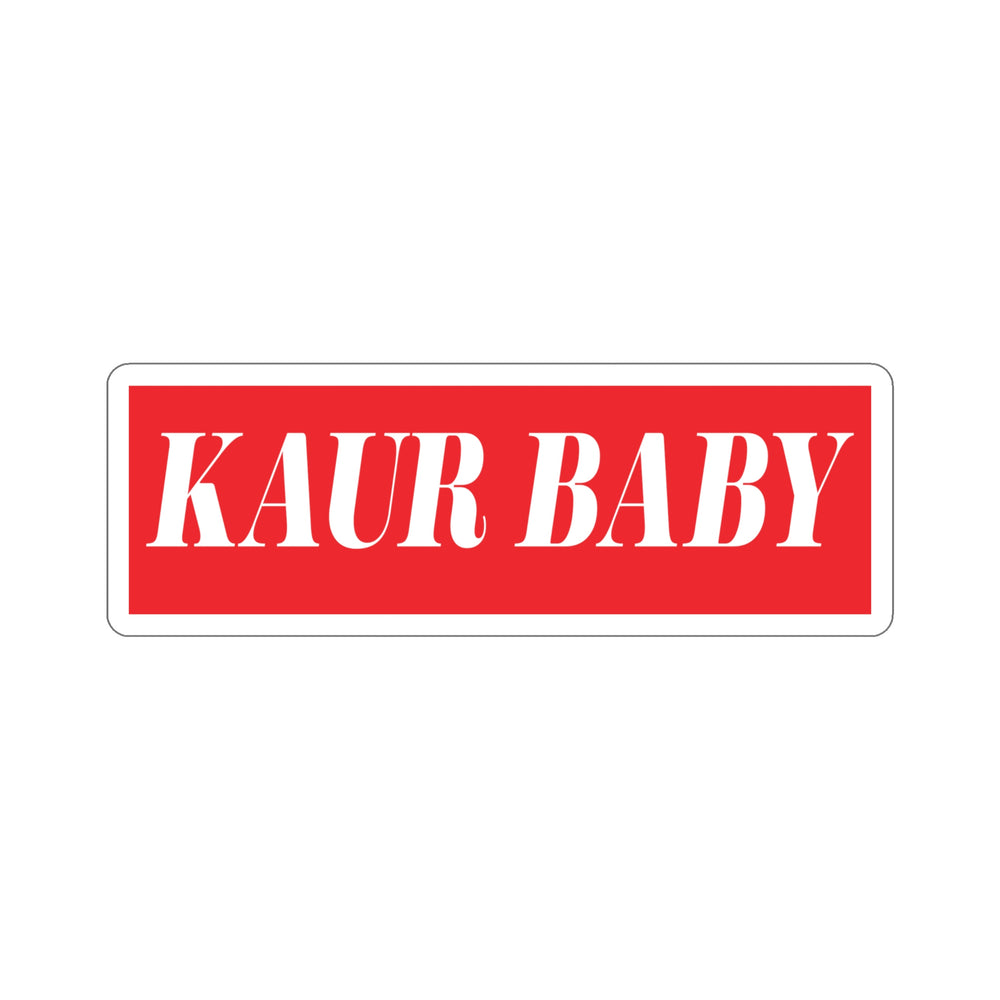 Kaur Baby - Decal Sticker - Sikhexpo