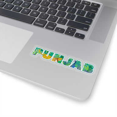 PUNJAB Forest - Decal Sticker
