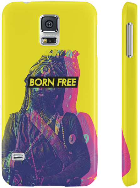 Born Free - Snap Case