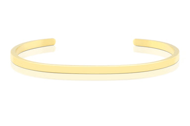 18kt Gold Plated Filler Band