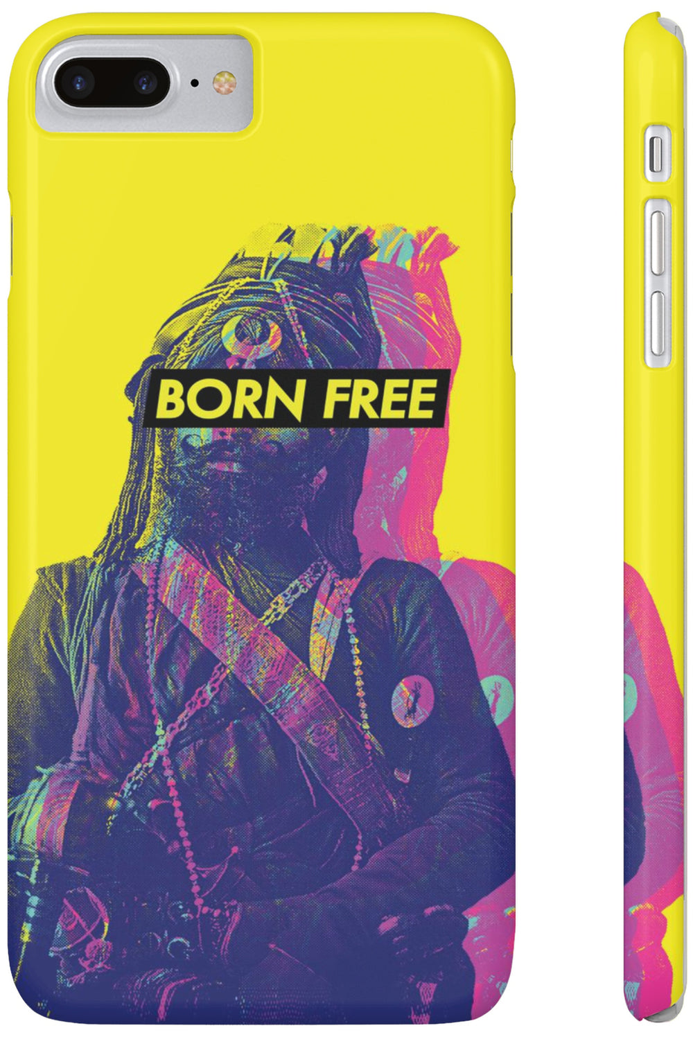 Born Free - Snap Case - Sikhexpo