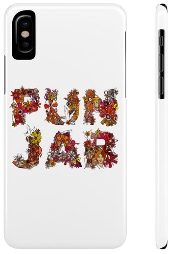 Inkquisitive Floral Punjab - Snap Slim Case - Sikhexpo