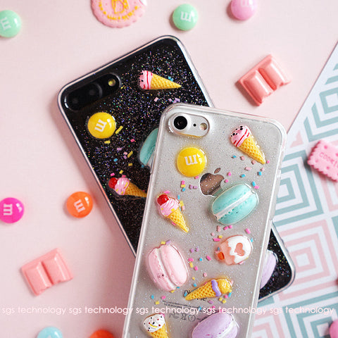 3D Ice Cream Cases For iphone