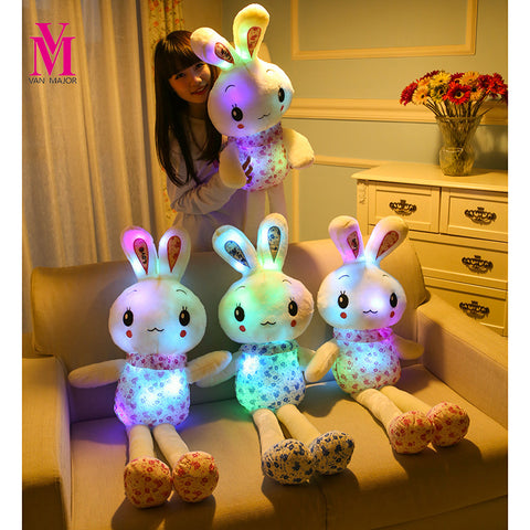 Plush Rabbit Bunny Glow Luminous