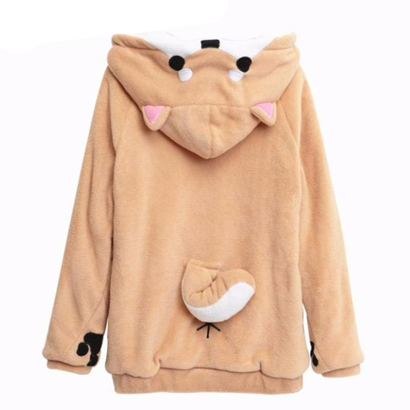 Anime Hooded Women Hoodies