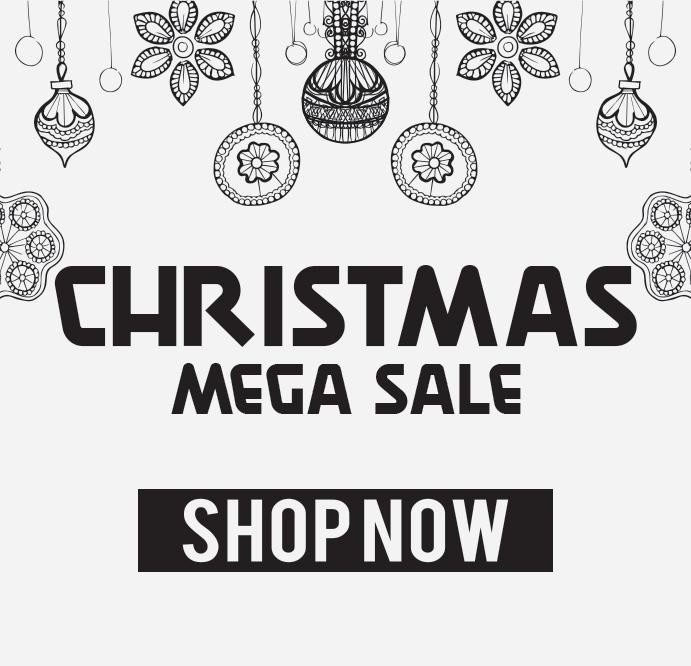 Christmas Mega Sale